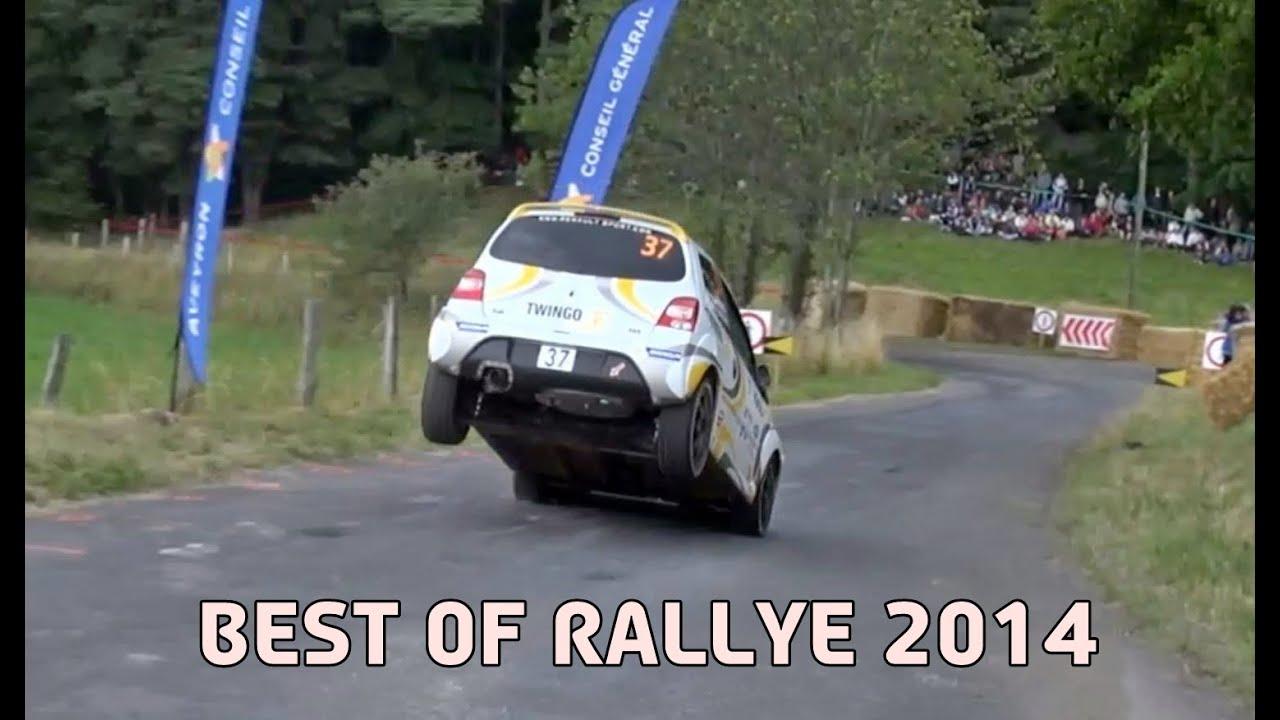Best of rallye 2014 hd crash show mistakes