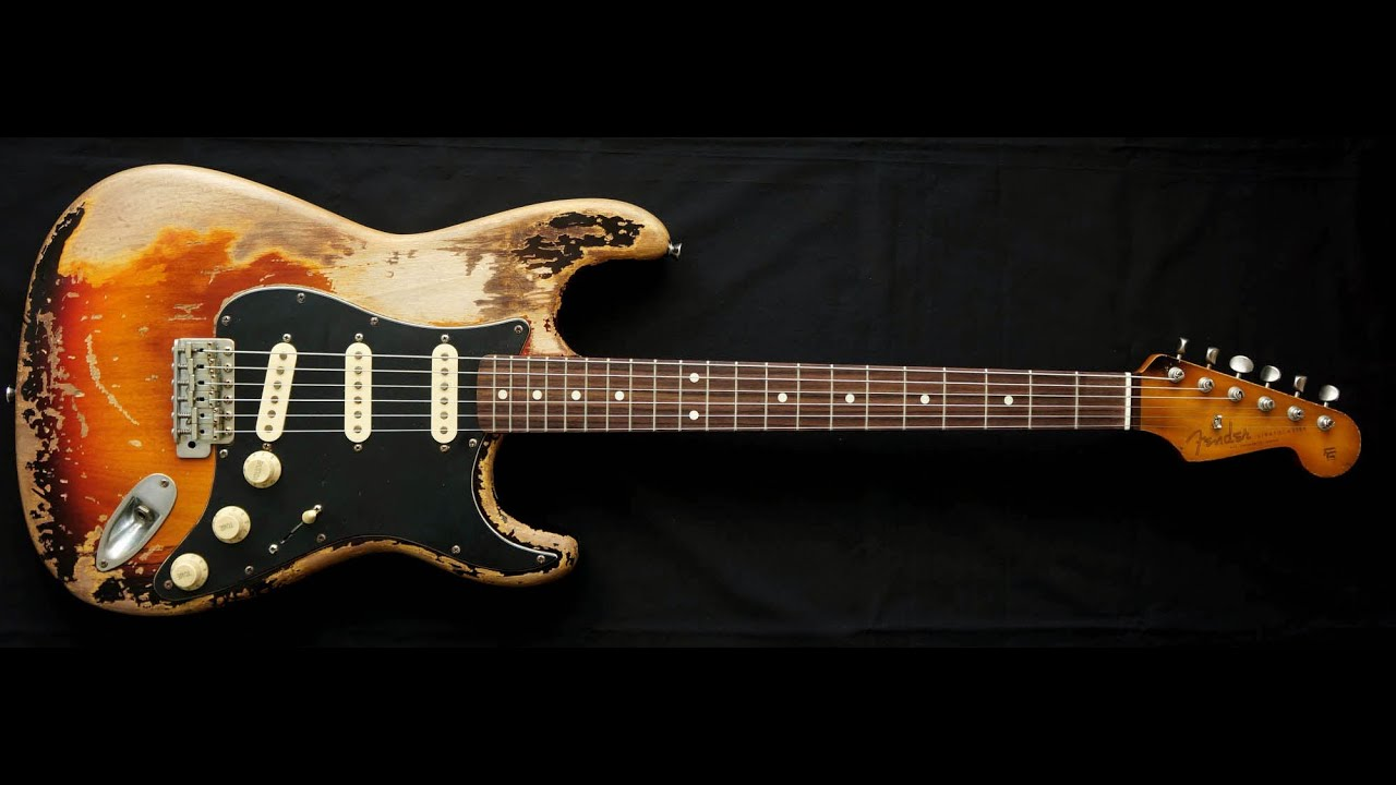 How To Get The Stevie Ray Vaughan SRV Tone Mod