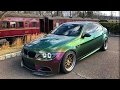 Is this the World Fastest N/A BMW E90 M3 Sedan in the world