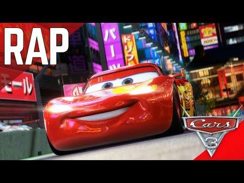 Rap de Rayo McQueen EN ESPAÑOL (CARS 1, 2 ,3) || Frikirap || CriCri :D