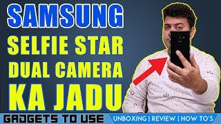 Samsung A8+ Not Just Unboxing, Pros, Cons, Comparison, Things Others Wont Tell You