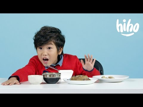 Filipino Food | American Kids Try Food from Around the World | Ep 9