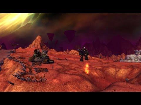 Hellfire Peninsula - Burning Crusade Music