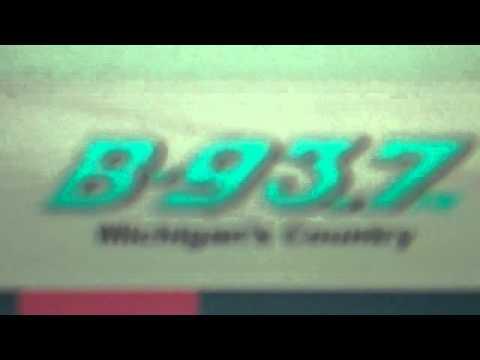 WBCT B93 Grand Rapids  Dusty air check