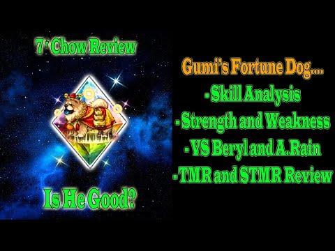 FFBE Global 7 Stars Chow Review: Beast Tanker (#652)