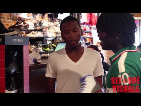 Chief Keef & Ballout Shopping In Chicago Before He Went To Jail For the first time 2012