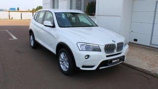BMW X3 2012 Videos