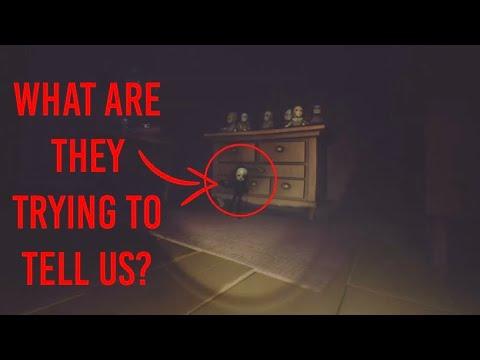 THE SHADOW KIDS' SECRET MESSAGE… | Little Nightmares 2 | |