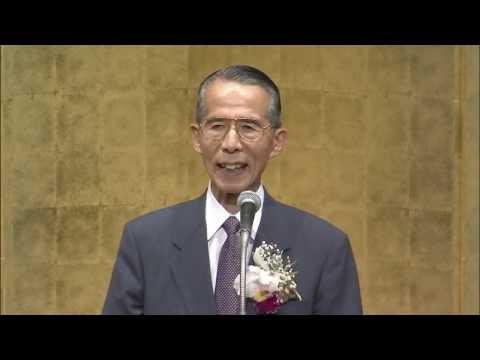 長尾 真様 元京都大学総長 前国立国会図書館館長 文化功労者 Dr. Makoto Nagao, Kyoto University, Former President