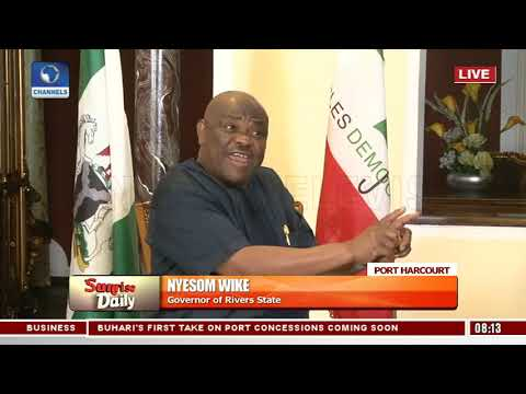 Gov. Wike Explains The Choice Of Rivers State For PDP National Convention Pt.3 |Sunrise Daily|