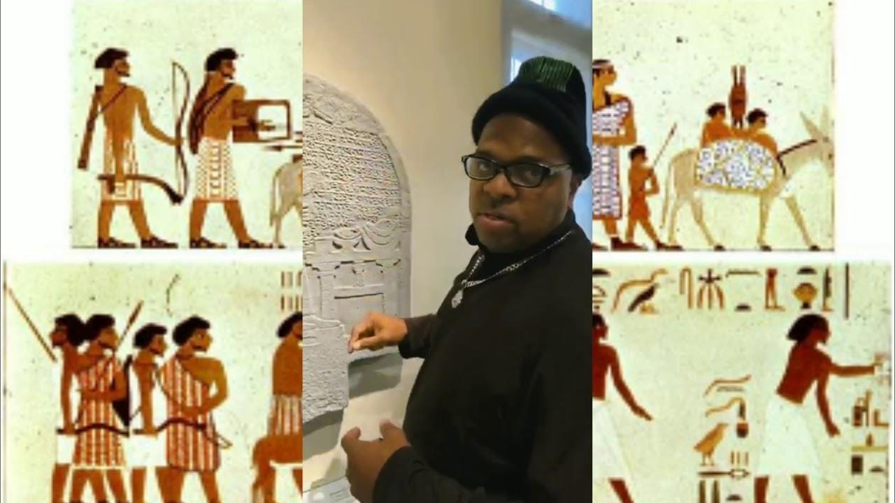 Hebrew Israelites Hidden In Egypt Pt.1