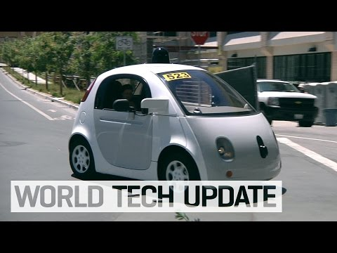 Google's new self-driving car
