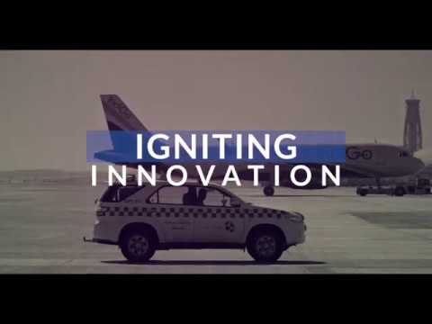 Dubai Airports - Igniting Innovation