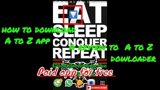 a to z downloader