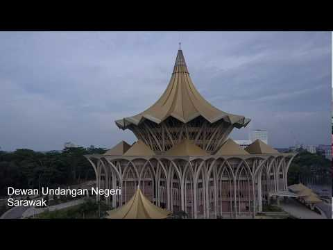 Dewan Undangan Negeri, Kuching, Sarawak.