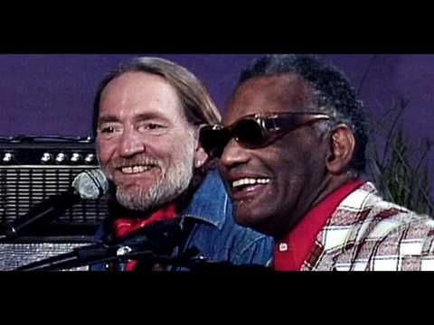 Seven Spanish Angels by Willie Nelson & Ray Charles from Willie's album Half Nelson