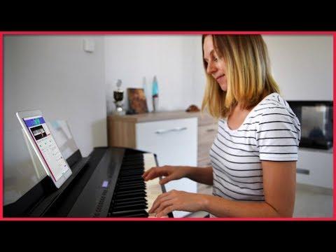 Artikelserie: Online Klavier spielen lernen mit Music2me