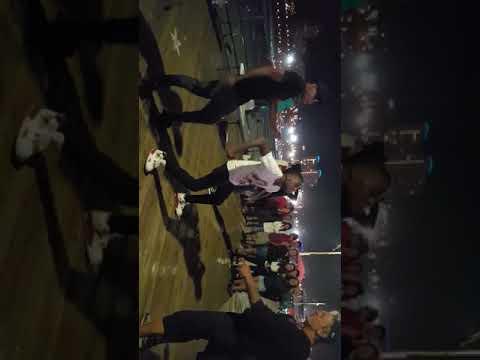 Santa Monica night dance