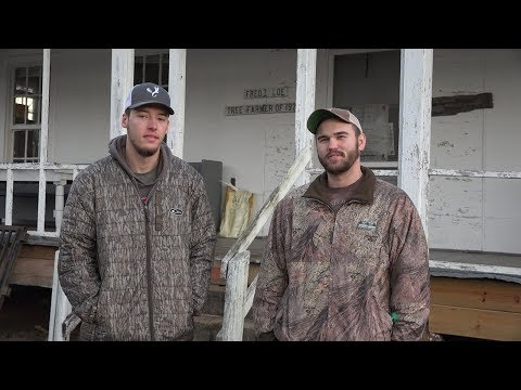 OSTV Season 2 Ep 2 Louisiana Deer Hunt