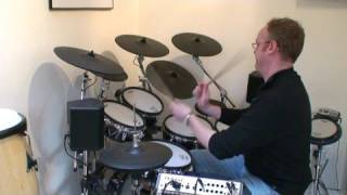 Kiss like Judas Instrumental Drums