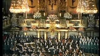 Musikverein wien, neujahrskonzert 1975wiener philharmonikern mit dem wiener männergesang-vereindirigent: willi boskovskyhttp://www.wmgv.athttp://www.antalbar...