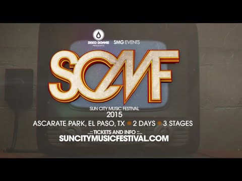 Sun City Music Festival Is 2 Weeks Out!