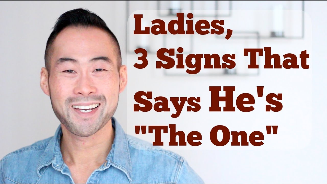 3 Must-Know Signs That He's The One You Want To Marry (Gents, It's The  Inside Scoop!)