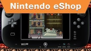 Nintendo eShop - Contra III: The Alien Wars on the Wii U Virtual Console