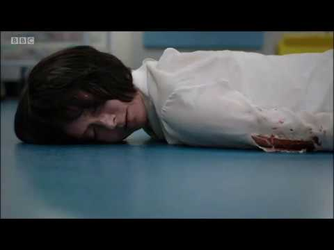Casualty -  Connie Collapses