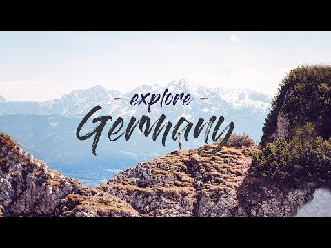 Exploring Germany 4k - Beautiful Places