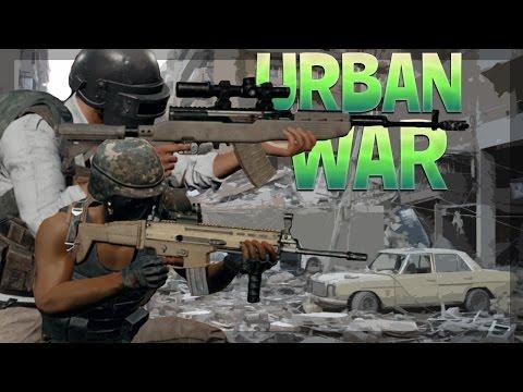 URBAN WAR! (BATTLEGROUNDS)