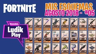 MY SAPANETS #5 - AUGUST 2018 (HYDRA, NOCTURNA & ] FORTNITE SAVE THE WORLD SPANISH GUIDE