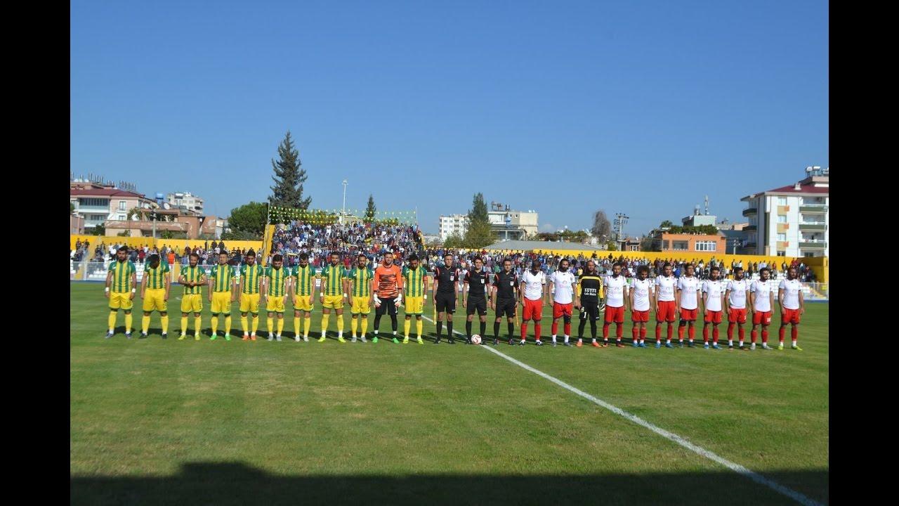 OSMANİYESPOR FK 2-1 SİLİFKE BELEDİYESPOR