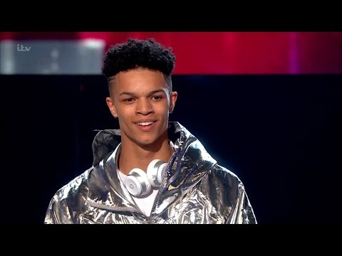 Balance Unity - Britain's Got Talent 2016 Semi-Final 4