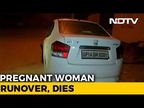 Pregnant Woman Run Over By Reversing Car Near Delhi, Minor Driver Arrested