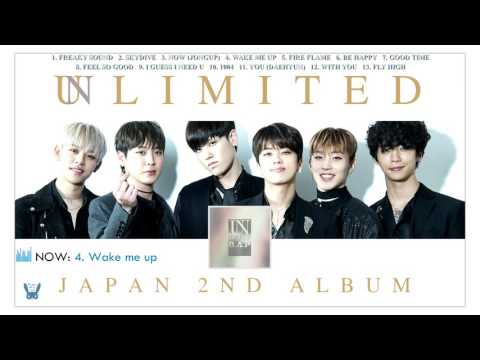 "B.A.P | 2nd Japan Album ""UNLIMITED"""