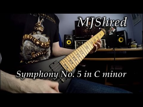 5th Symphony Beethoven Metal Version