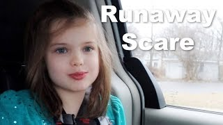 She Ran Away and Came Home in a Police Car- Autism and Eloping