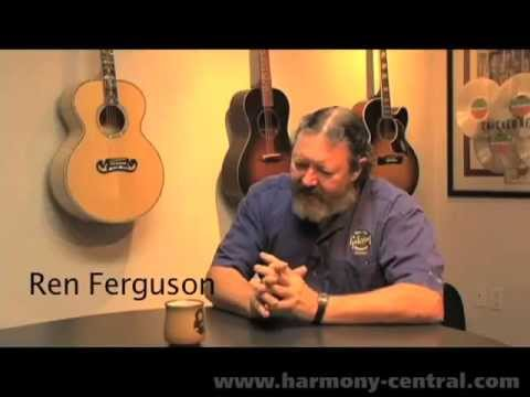 Gibson Acoustic Guitar Factory part 1