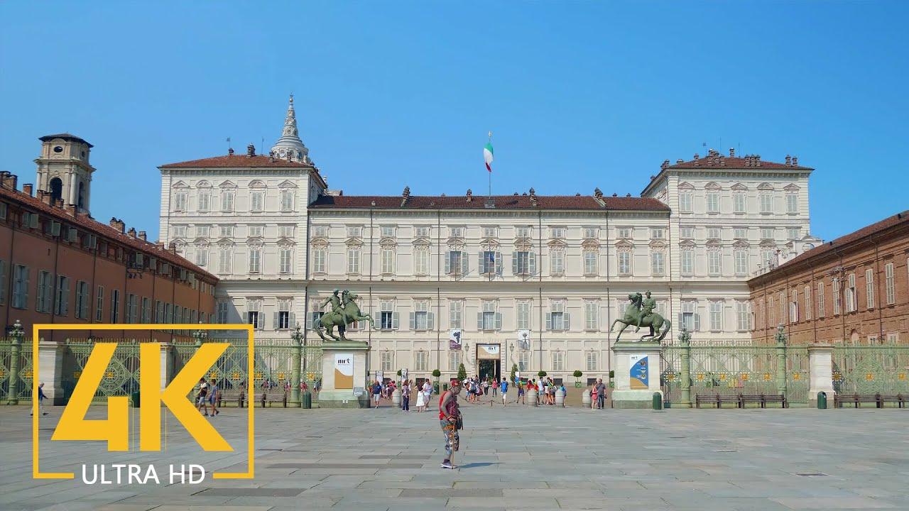 TURIN in 4K (Ultra HD) - Trip to Italy - Urban Documentary Film 2019