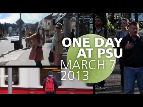 One Day at PSU 2013