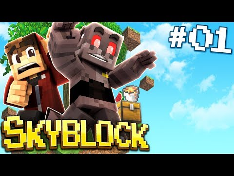 Minecraft Skyblock Challenges S2 Episode 1: We're Back!