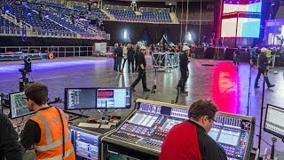 """Linkin Park """"The Hunting Party"""" Tour 2014 • Front of House Ken """"Pooch"""" Van Druten about the Sound"""