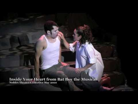 Inside Your Heart from Batboy the Musical