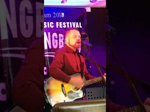 Kev M 'Sunflowers' live at The Springboard Festival 2018