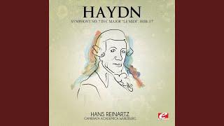 """Symphony No. 7 in C Major """"Le midi"""", Hob. I/7: III. Minuetto und Trio"""