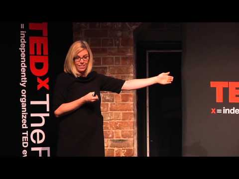 The invisible wall  Kate Sowden  TEDxTheRocks