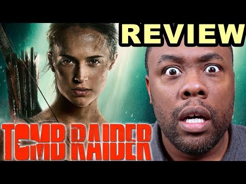 TOMB RAIDER MOVIE REVIEW - Black Nerd