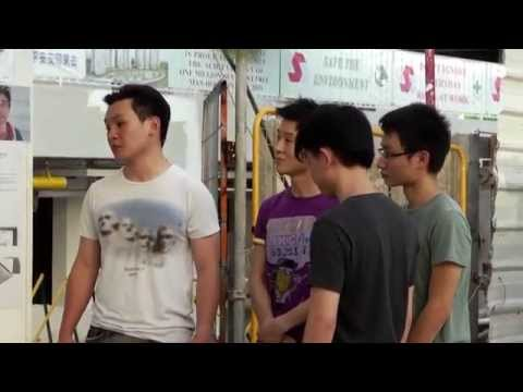 Working in Singapore Ep 1 (Chinese)