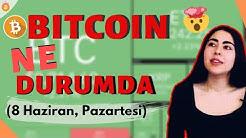 Bitcoin Neden 10,000$ Olmuyor? 🤯 Kripto Paralar Ne Durumda/Fiyatlar | Haziran 2020